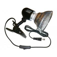 Светильник на прищепке для фитоламп Е27